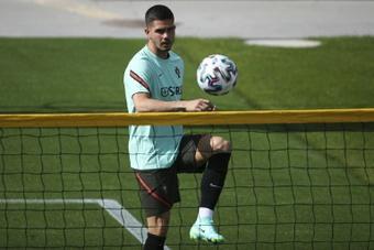 O português seria uma boa escolha para o lugar de Harry Kane? AFP