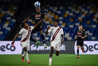 El Torino volvió a ganar. AFP