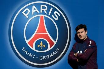 Pochettino habló sobre los cambios de Messi, Neymar y Mbappé. AFP