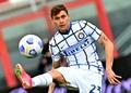 El Inter cierra la renovación de Barella. AFP