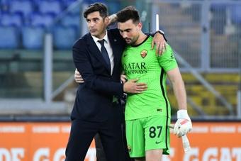 Fonseca es el firme candidato a entrenar al Newcastle. AFP