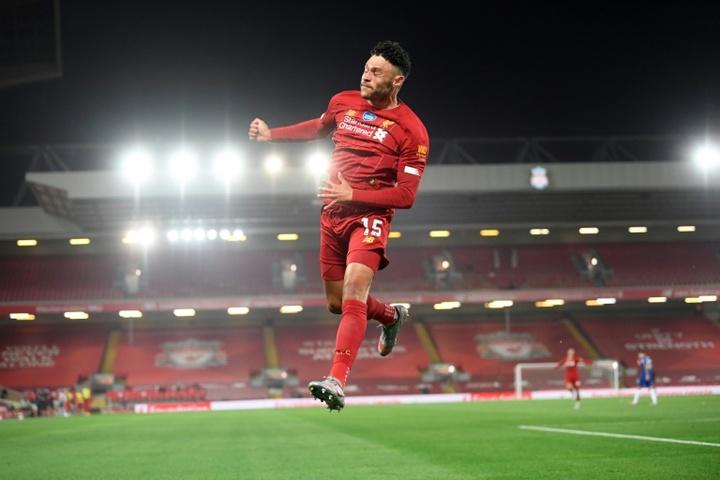 Southampton veut récupérer Oxlade-Chamberlain. AFP