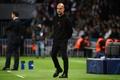 Guardiola bromeó con la prensa sobre el tema del delantero. AFP