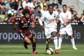 Renato Sanches solo ha disputado tres encuentros esta temporada. AFP