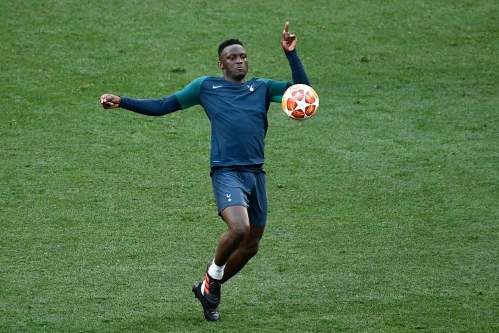 El Tottenham le pone precio a la salida de Wanyama. AFP