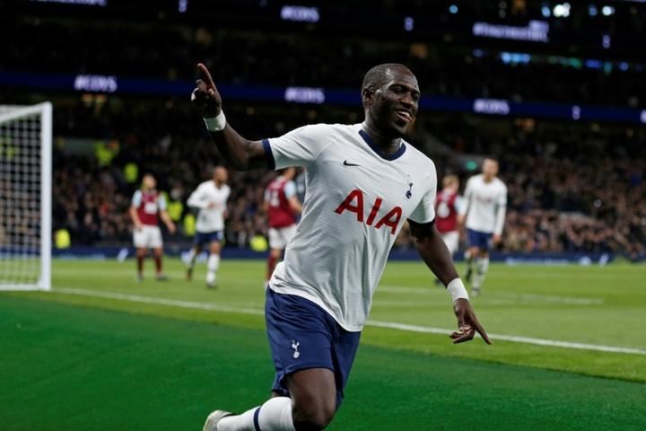 Moussa Sissoko transféré à Watford. afp