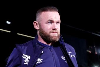 Rooney podría tener una granja de ovejas en la puerta de su casa. AFP