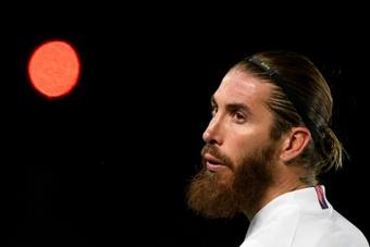 Pochettino actualizó el estado físico de Sergio Ramos. AFP/Archivo