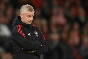 Man Utd boss Ole Gunnar Solskjaer reflects on shocking day for Man Utd. AFP