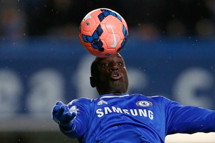 Demba Ba raccroche les crampons à 36 ans. AFP