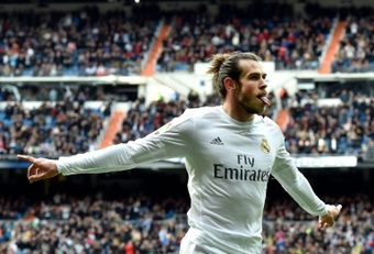 Gareth Bale could move to Arsenal. AFP