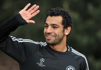 Todavía se habla de la etapa de Salah y De Bruyne en el Chelsea. AFP