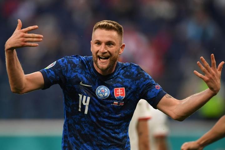 Skriniar demande plus de respect pour la Croatie. AFP