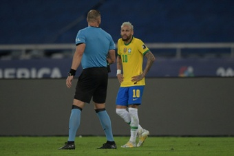 Le formazioni ufficiali di Brasile-Ecuador. AFP