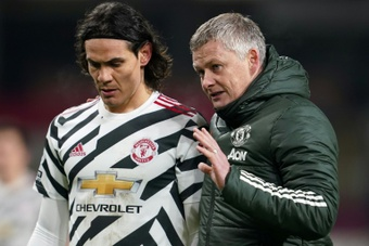 Ole Gunnar Solskjaer decided to keep five players at the club. AFP