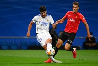 Plusieurs clubs attentifs à la situation de Marco Asensio. AFP