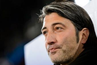 Murat Yakin nouveau sélectionneur de la Suisse. AFP