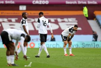 Southampton enfonce Fulham. AFP