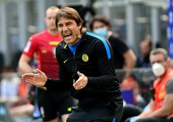 Conte intéressé par le banc de Manchester United. AFP