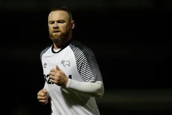 La eliminación de Rooney y la derrota del 'Boro'. AFP