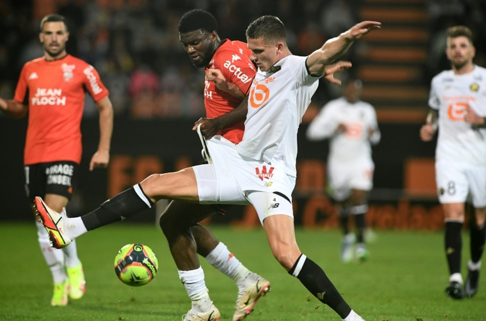 Botman sonó para jugar en LaLiga. AFP