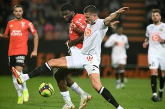 Botman quase acabou saindo do Lille. AFP