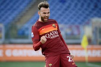 Il Real Madrid e Mayoral vogliono rompere il contratto con la Roma. AFP