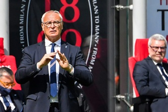 Ranieri, futur entraîneur de Watford ? AFP