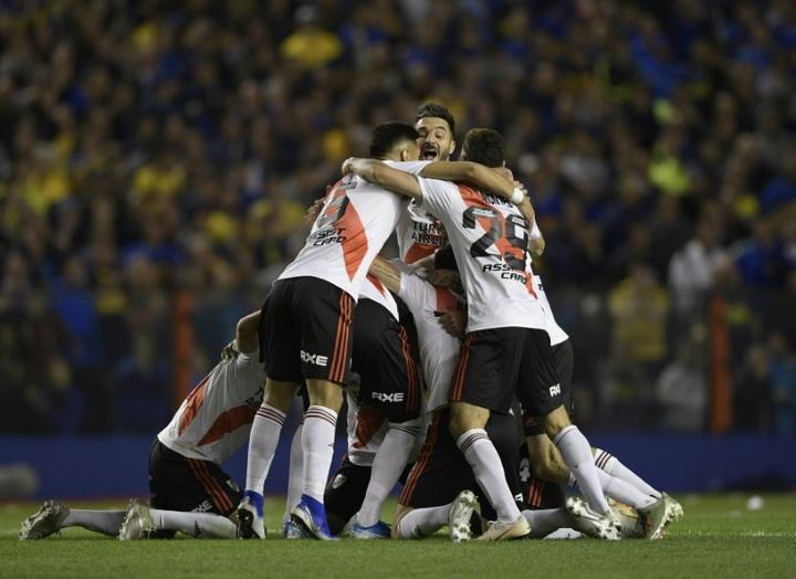 Leonardo Díaz fue convocado con el primer equipo. AFP