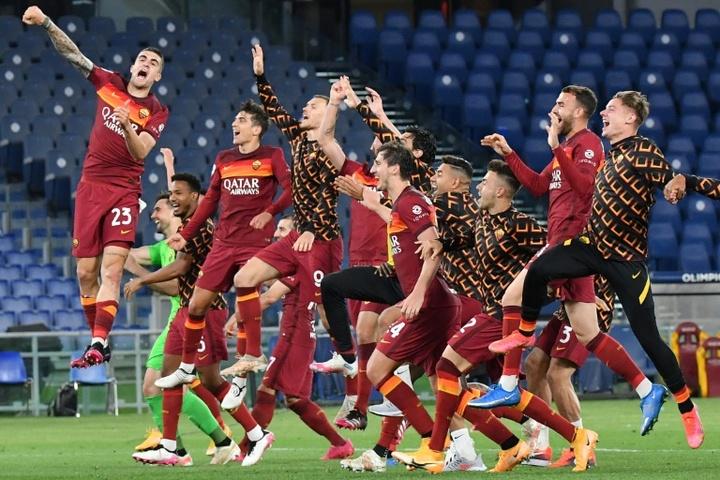 Roma y Tottenham esperan rival. AFP