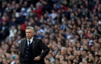 Ancelotti no se fía del Barça para el 'Clásico'. AFP