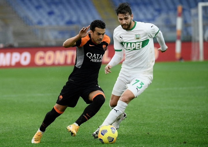 Accordo Juve-Sassuolo per Locatelli. AFP