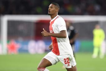 L'Ajax renoue avec la victoire en se payant Heerenveen. afp