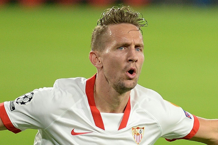 Luuk de Jong, l'option viable de la Real pour remplacer Willian José. AFP