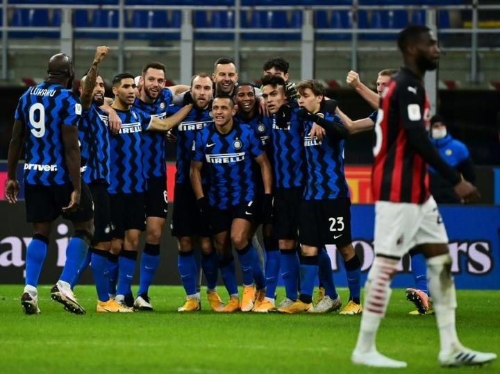La joya 'nerazzurra' que quieren Chelsea, Arsenal y City. AFP