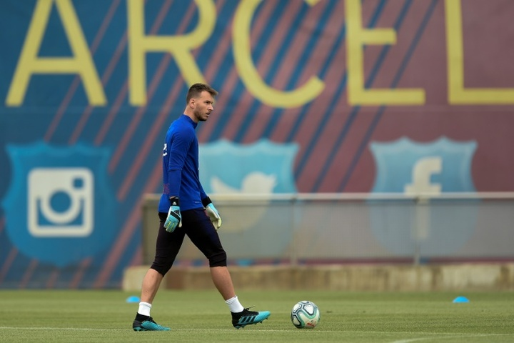 Neto is still wanted by several top clubs. AFP