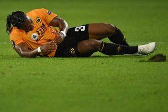 Wolverhampton veut faire d'Adama Traoré le joueur le mieux payé de l'équipe. AFP