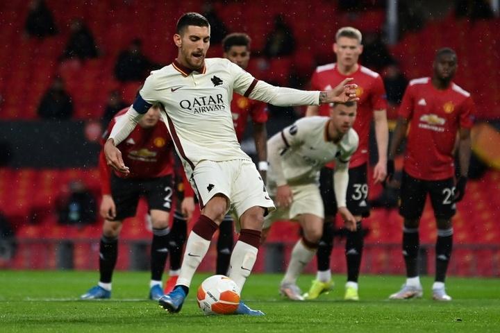 Il Barcellona tenta Pellegrini. AFP