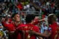 Portugal pide impedir que se jueguen dos Mundiales seguidos si es bienal. AFP