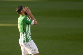 Fekir revient sur son transfert échoué à Liverpool. AFP