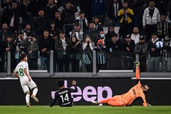 Ultim'ora del calcio italiano in data 27 ottobre 2021. AFP