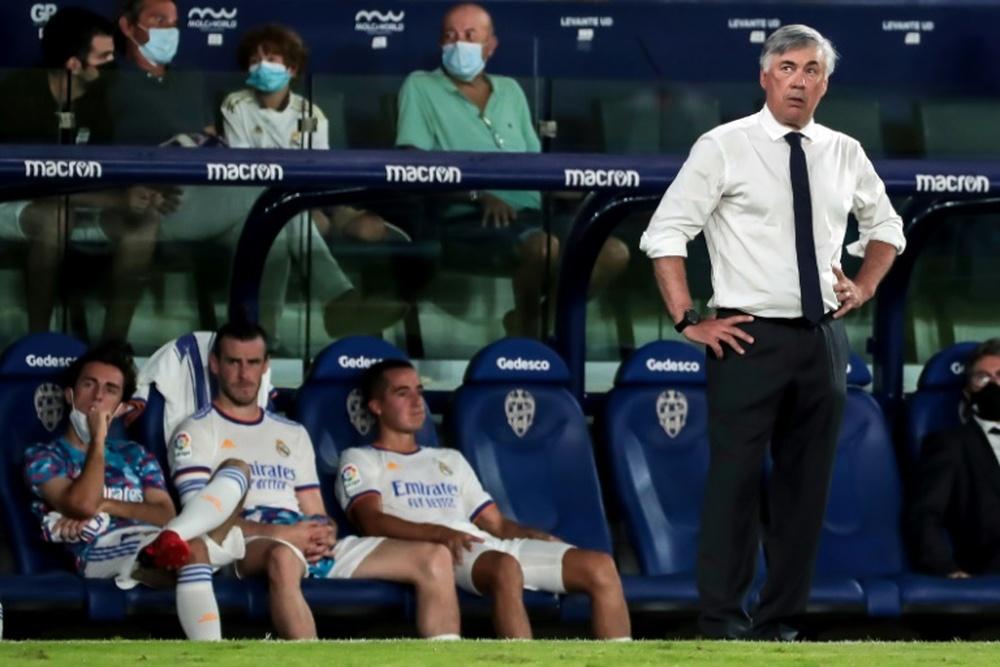 El Real Madrid se ha fijado en la joya del Salzburgo. AFP
