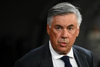 Ancelotti reste prudent sur ce Clasico. AFP
