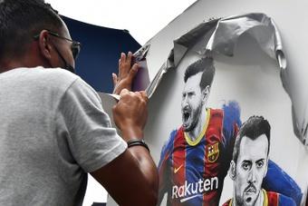 José Elías pense le club catalan a pris la bonne décision. AFP