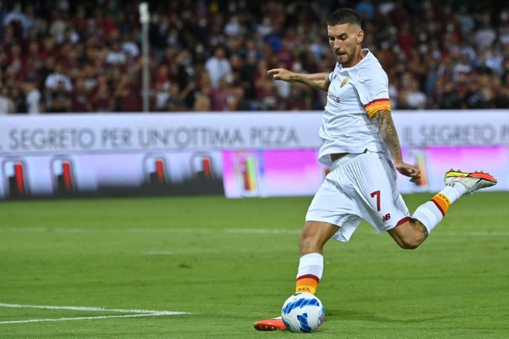 Ultim'ora del calcio italiano in data 30 settembre 2021. AFP
