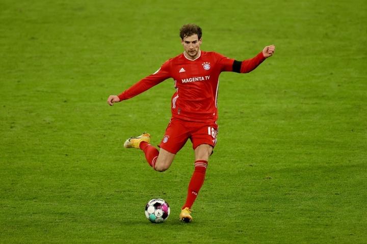 Bayern fecha a porta do Real Madrid ao Goretzka. AFP