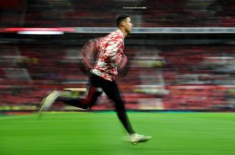 Compos probables : Manchester United-Atalanta. afp
