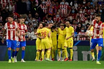 El Liverpool ganó, pero se dejó la piel en Madrid. AFP