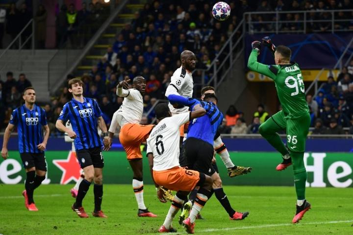 El Tottenham se adelantó al Atleti por Gollini. AFP