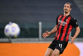 Ultim'ora del calcio italiano in data 23 ottobre 2021. AFP